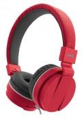 MS BEAT 2 crvene slušalice s mikrofonom