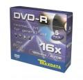 TRAXDATA OPTIČKI MEDIJ DVD-R 16X SLIM BOX 5