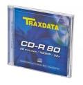TRAXDATA OPTIČKI MEDIJ CD-R BOX 1