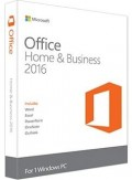 RETAIL Office Home and Business 2016 English Medialess, T5D-02826