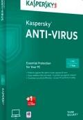 Kaspersky Anti-Virus 3D 1Y+ 3mth